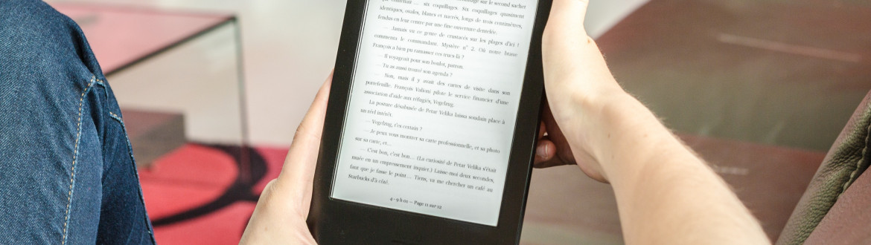 Leen een e-reader